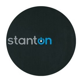 DSM10 Stanton Logo Slipmat (Single)