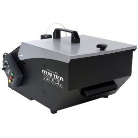 American DJ Mister Kool Low Lying Fog Machine With Timer Remote