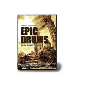 Epic Drums (Apple Loops/REX/WAV/RMX/Acid)