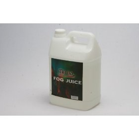Fog Juice Unscented 5 Liters Works with CHAUVET FOG MACHINES & other Fog Machine Brands