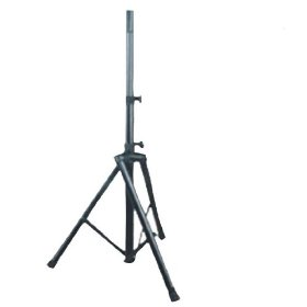 Pyle-Pro PSTND5 Heavy Duty Aluminum Tripod Speaker Stand (Adjustable to 6 ft.)