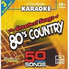 Karaoke: Greatest Songs of 80's Country