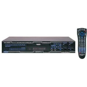 VocoPro DVG888K II Professional DVD and Karaoke Player
