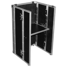 Marathon Flight Ready Case MA-DJstand32 Mini Universal DJ Stand Fold Out for All Mixer Slant Cases 32-Inch High