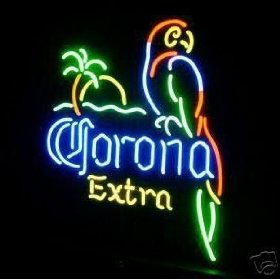 Corona Extra Beer Neon Light Sign-28 X 24