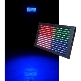 American DJ Profile Panel RGB LED Powered Wash And Effect Light