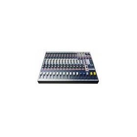 Soundcraft EFX12 12-Channel Mixer with 24-bit Lexicon Digital Effects