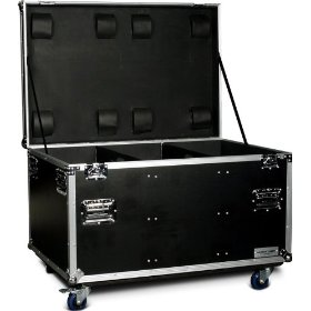 Marathon Flight Ready Case MA-Tut4430W Utility Trunk Case - Exterior 44.75-InchW X 29.9-InchD X 24.02-InchH. 29-InchH With Caster Kit