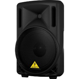 Behringer B210d Active 220-Watt 2-Way Pa Speaker System with 10 Woofer And 1.35 Compression Drivercompression Driver