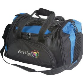 Arriba Cases LS-510 Blue And Black Gig Bag