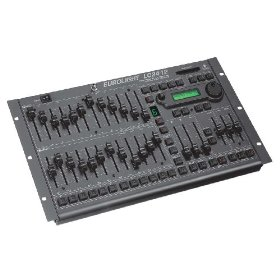 Behringer  LC2412 24-Channel DMX Lighting Console