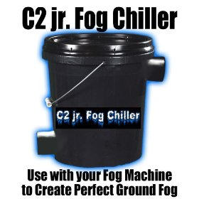 Side FX C2 jr Fog Chiller - Halloween Ground Fog