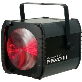 American DJ Revo III LED Effect Light with Unique Effects Huge Coverage