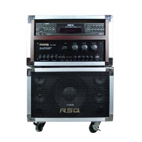 RSQ J-BOX 2000 Mobile Karaoke Entertainment System