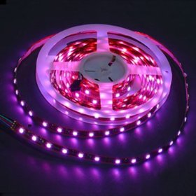 Flexible Strip Color changing RGB Ribbon 15 SMD LED 12V (.5M), 2033RGB