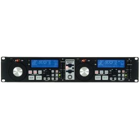 American Audio SDJ-1 Dual SD Card Player Solid State Technology For DJ's