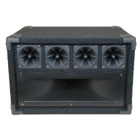 PA/DJ Mid / High Frequency Cabinet