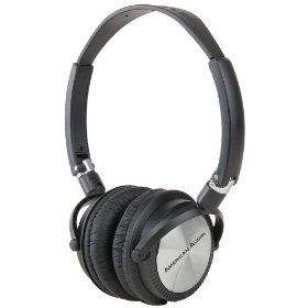 American Audio HP-200 DJ Headphones