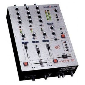 Allen & Heath Xone 32 Professional  Dj mixer