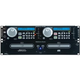 American Audio Dual MP3/CD Seamless looping player