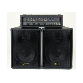 FENDER SQUIER4SYS 4-Channel Portable Powered Sound System