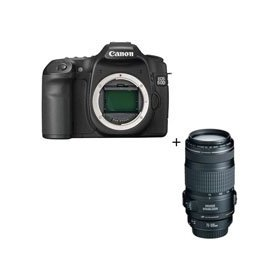 Canon - EOS 50d Digital SLR Camera w/ Ef 70-300mm F/4-5.6 Is USM Lens