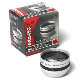 Opteka 2x HD� Telephoto Lens for Kodak EasyShare Z760 DX7630