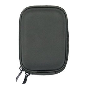 Black Hard Case for Compact Digital Cameras