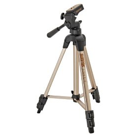 Sunpak 620-020 2001UT Travel Tripod with Extra Quick-Release Mounting Plate