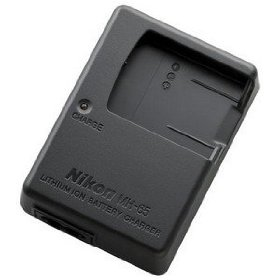 Nikon MH-65 Li-Ion Battery Charger for Nikon EN-EL12 Rechargeable Li-Ion Battery