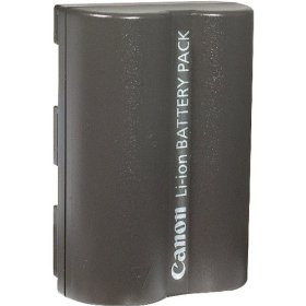 Canon BP511A 1390mAh Lithium Ion Battery Pack for Select Digital Cameras and Camcorders
