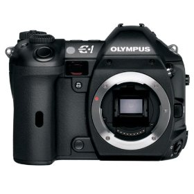 Olympus E1 5.5MP Digital SLR Camera (Body Only)
