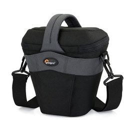 Lowepro Cirrus TLZ 15 Holster Style Case For Digital SLR & Short Zoom Lens (Black)