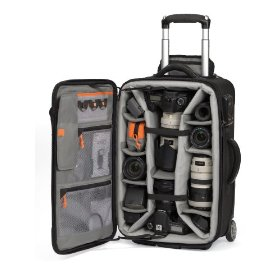 Lowepro Pro Roller x200 Camera Bag (Black)