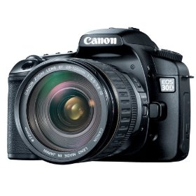 Canon EOS 30D 8.2MP Digital SLR Camera with EF 28-135mm f/3.5-5.6 IS USM Standard Zoom Lens
