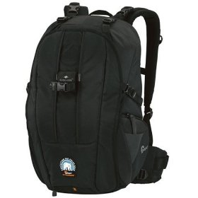 Lowepro 35091 Primus AW Premium Backpack (Black)