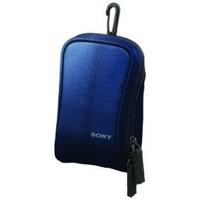 Sony LCSCSW/L DSC Carrying Case (Blue)