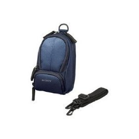 Sony LCSCSU/L DSC Carrying Case (Blue)