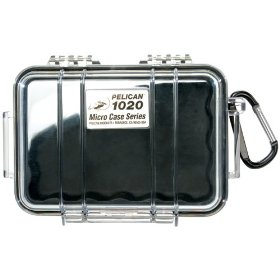 Pelican 1020 Micro-Case (Black)
