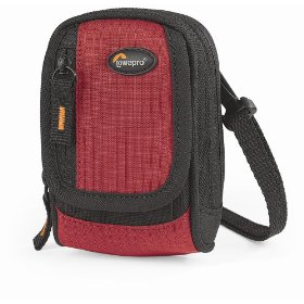 Lowepro Ridge 10 Camera Case (Red)