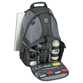 Tamrac Adventure 9 Photo/Computer Backpack (Grey/Black)