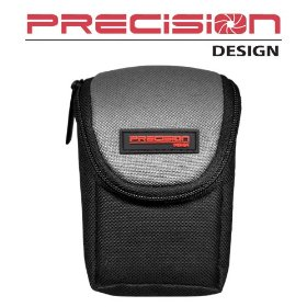 Precision Design Compact Digital Padded Carrying Case for Canon Powershot SD880 IS, SD940 IS, SD960 IS, SD980 IS, SD1100 IS, SD1300 IS, SD1400 IS, SD3500 IS Digital Cameras