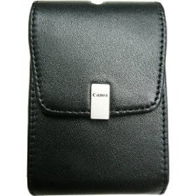 Canon PSC-1050 Deluxe Leather Case (Black)