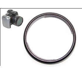 58mm Filter Adapter for CANON PowerShot