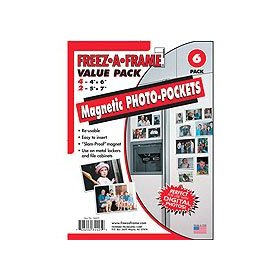 Freez-A-Frame Magnetic Combo Pack with 4 - 4