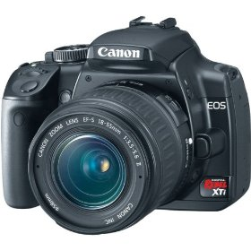 Canon Rebel XTi 10.1 MP Digital SLR Camera with EF-S 17-85mm Zoom Lens