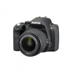 Pentax K-r - Digital camera - SLR - 12.4 Mpix - PENTAX-DA L 18-55mm AL lens - optical zoom: 3 x - supported memory: SD, SDHC - black