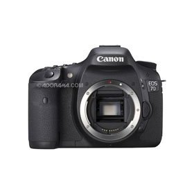 Canon EOS-7D Digital SLR Camera Body, 18.Megapixels - Refurbished