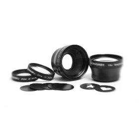 Lensbaby Accessory Kit
