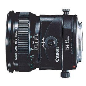 Canon TS-E 45mm f/2.8 Tilt Shift Lens for Canon SLR Cameras